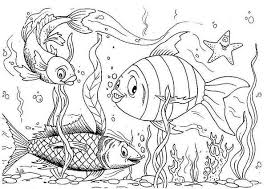 Small Picture Pictures Fish Tank Coloring Page 52 About Remodel Free Coloring