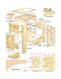 Best Images About Corner Cabinet On Pinterest Country Cottage - Plans for kitchen cabinets