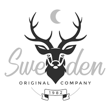 Sweden deer logo - Transparent PNG & SVG vector