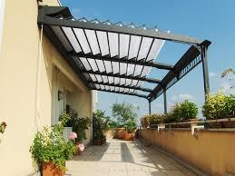 retractable roof pergola retractable motorized meissa pergolas five stars gazebo door canopy wood storage grey stained