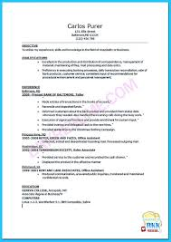 Bank Teller Objective Bunch Ideas Of Sample Resume For Bank Teller Charming Bank Teller 24