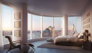 Bedroom at 50 West Street
