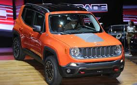 2016 jeep renegade a real cute brute car and driver