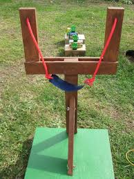 Homemade Wooden Games Take The Fun Outdoors 100 Games For The Backyard 51