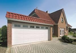 double width garage door