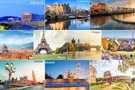 top best family holiday destinations in europe