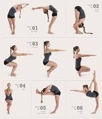 bikram yoga west loop poses