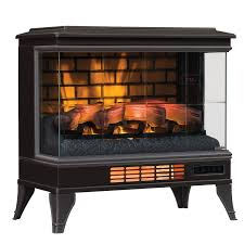 duraflame panoglow infragen stove heater with 3d