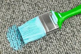 carpet paint. how to remove paint stain from the carpet p