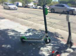 dui on a scooter in california is it