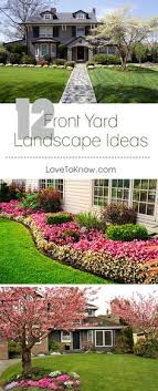 increase your curb appeal with these 12 beautiful landscaping ideas from lovetoknow bedroommagnificent lush landscaping ideas
