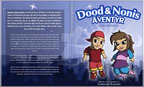 children book cover front and back by fourtreeone