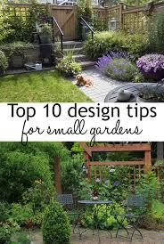 design a garden. 10 Design Tips To Make The Most Of Small Garden Spaces. Use These Designer A