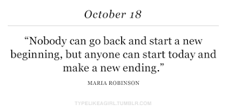 New Beginnings Tumblr Quotes