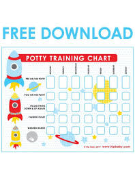 67 Efficient Free Potty Chart For Boys