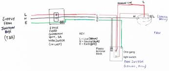 extractor fan and switch circuit wiring is this ok page 1 i am aware that this type of work should be done by a qualified installer