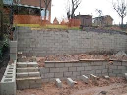 installing retaining wall blocks concrete block retaining wall design there are more building concrete block retaining wall diy retaining wall blocks uk