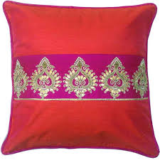 Silk Pillow Covers India