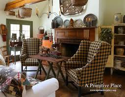 primitive living room furniture. Primitive Fireplace, Living Room, Furniture, Country Primitive, Farmhouse, Decor, Houses, Prim Room Furniture F