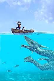 sea serpent saga 011 fantasy book cover artwork