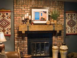 Kitchen Mantel Kitchen Fireplace Mantel Decorating Ideas