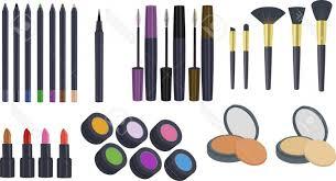 cosmetic clip art vector photostock vector cosmetics clipart makeup clipart clipart set of eyeshadow brush