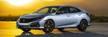 2019 Honda Civic Color Chart What Are The 2020 Honda Civic Hatchback Color Options