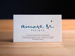 Interior Designer Business Cards Impressive Letterpress Business Card Gallery Parklife Press