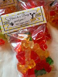 cheer c gummy bears treat