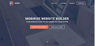 top  free website builders for web designers  amp  developers    mobirise mobile website builder