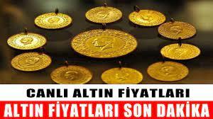4 Nisan 2021 ALTIN FİYATLARI, 22 Ayar Bilezik Çeyrek Altın Gram Altın Dolar  Euro, Canlı Altın Fiyatı - YouTube
