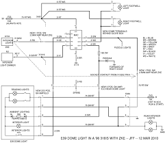 dome light wire diagram my beams suck e46 dome light in e36 archive bimmerforums the my beams suck e46 dome