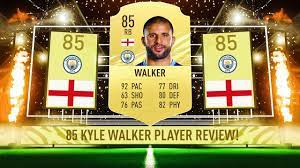 FIFA 21 85 KYLE WALKER PLAYER REVIEW!! FIFA 21 ULTIMATE TEAM! - YouTube