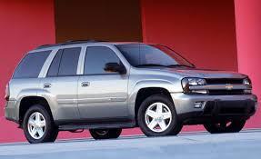 Chevrolet TrailBlazer EXT V-8 | Short Take Road Test | Reviews ...