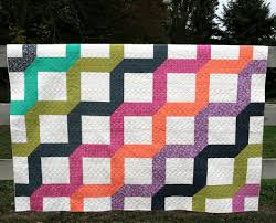 Contemporary Quilt Patterns Fascinating Make It Modern Quilt Pattern Coriander Quilts