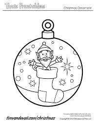 Printable Paper Christmas Ornament Templates