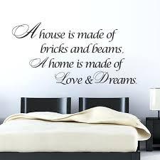 vinyl home decor house is love dreams home decor e wall sticker poster vinyl wall decals vinyl home decor
