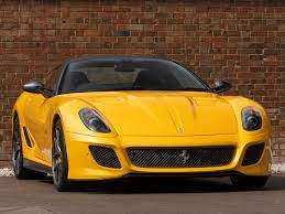 If you buy an ultima, the very moment you get out of the dealer your car is worth roughly 50% of what you paid, if you're lucky. 2011 Used Ferrari 599 Gto V12 Giallo Triplo Strato