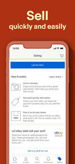Buy Sell And Save With Ebay On The App Store