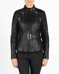 dalia designer leather jacket