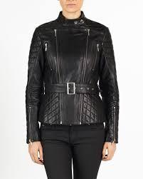 dalia designer leather jacket