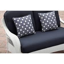 better homes and gardens azalea ridge 4 piece patio conversation set better