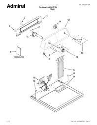 Admiral dryer parts basketu20women speed queen dryer wiring diagram ge profile dryer wiring diagram