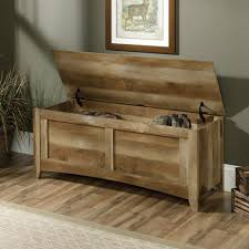 Bench Bench Storage Chest East Canyon Gun Sauder Trunk Bedroom Seat Modern  Furniture Small Indoor With