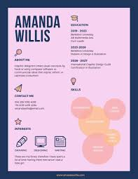 Awesome Infographic Functional Resume Examples Modern Executive Level Position 50 Inspiring Resume Designs To Learn From Learn