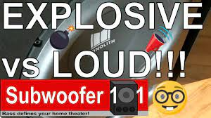 Subwoofer Phase Setting: Which is best? 0? 180? (Subwoofer Setup Tip) -  YouTube