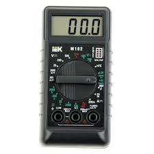 Купить <b>мультиметр iek compact m182</b> в Санкт-Петербурге цена ...
