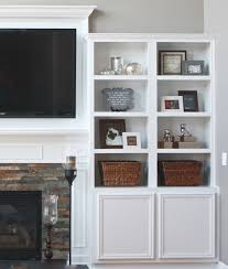 Over The Fireplace Tv Cabinet Perhaps We Could Do Something Like This To Our Fireplace Add