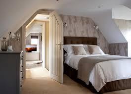 Small Picture Loft Style Bedroom Design at the Attic Small Design Ideas