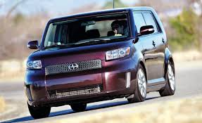 2008 Scion xB - Information and photos - MOMENTcar